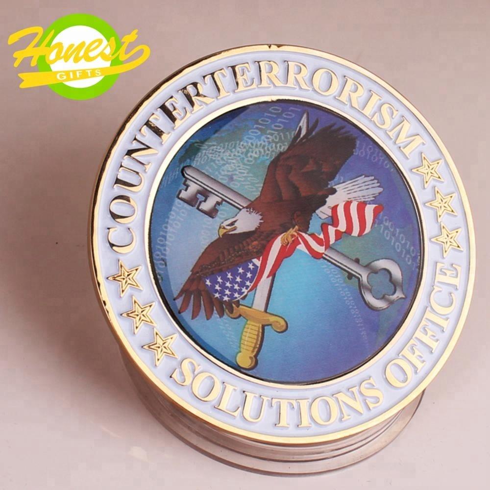 US NSA Spy Agency Military Embroidered Micro Fleece Jacket