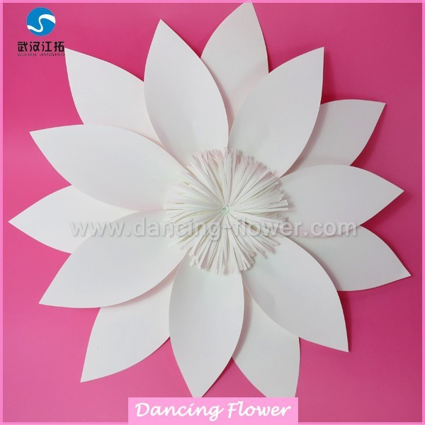 Paper Flower Decoration For Wall (WFAG-01)
