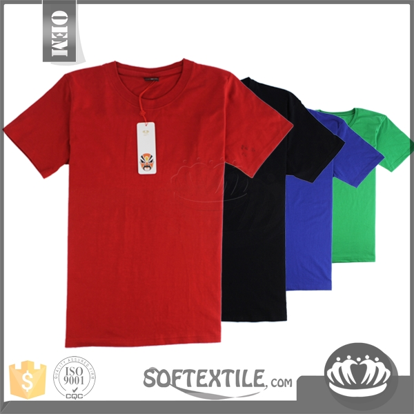 OEM cheap price unique fashionable t-shirts cotton modal