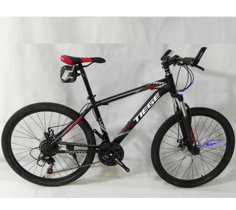 "26"" simple cheap MTB bicycle bike SZN023"