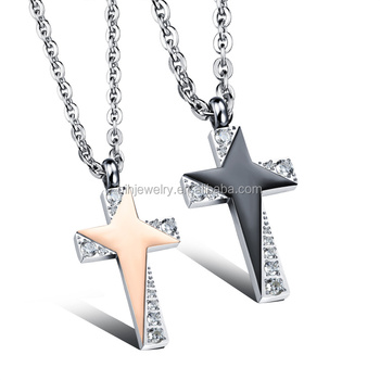 Fancy stainless steel jesus cross necklace titanium jewelry fancy stainless steel jesus cross necklace titanium jewelry wholesale aloadofball Images