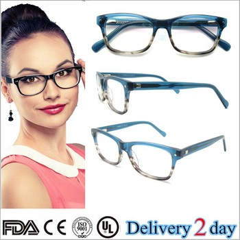 2017 New Model High Quality Hand Made Optical Glasses Frame ...