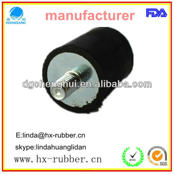 2013 high pressure resistant white rubber cover cap