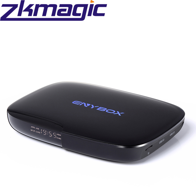 High Quality Zkmagic Quad-core 64-bit @2GHz RTD 1295 ENY X5 laptop computer player Set TV Box