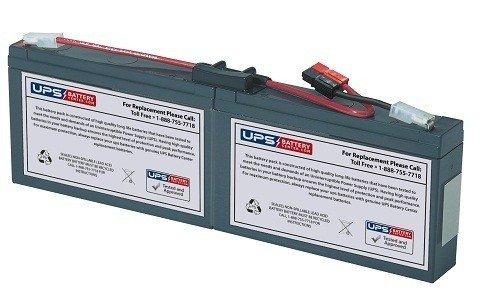 APC Smart UPS 750 Rack Mount 2U SUA750RM2U Compatible Replacement Battery Pack by UPSBatteryCenter