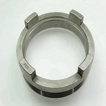 Stainless steel pipe clamp investment casting