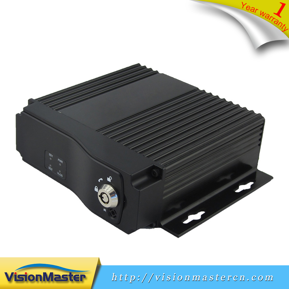 Low cost industrial 4ch sd card 3g gps wifi car blackbox <strong>dvr</strong>