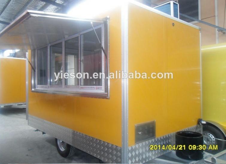 304 Stainless Steel Buy Juice Food Truck Food Trailer Food Mobile