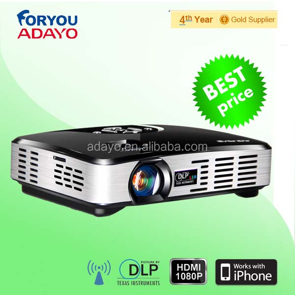 projector goods from china supports translator with voice online