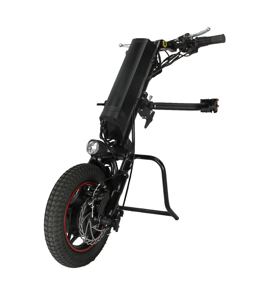 36V 350W 12 Inch Suspension Type Electric Wheelchair Handcycle