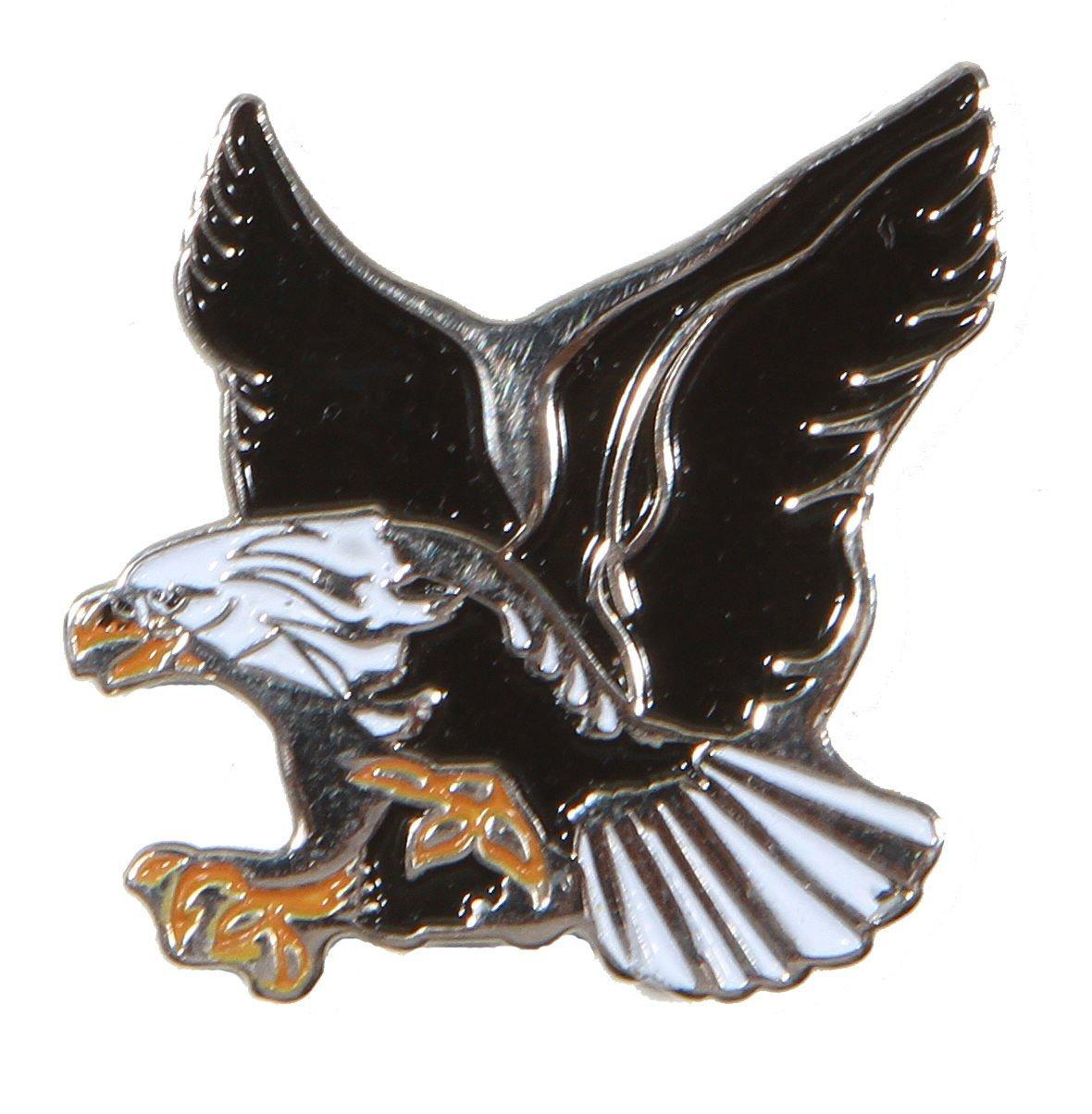 Eagle Metal Golf Ball Marker & Magnetic Hat Clip