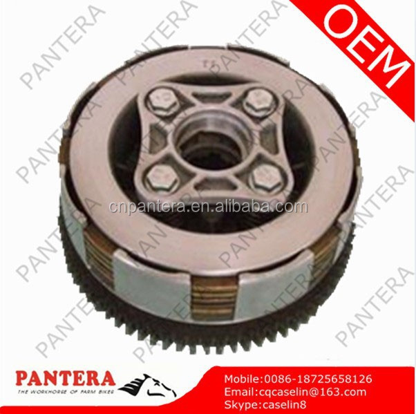 PTCH-001 Chongqing Manufacture Spare Parts Motorcycle CD70