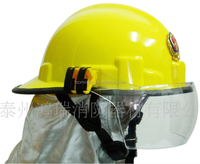 high quality construction safety yellow fire man helmet