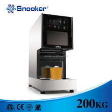 Snow flake ice machine