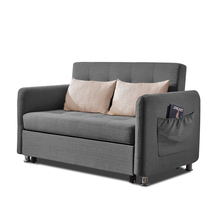 Alibaba Comfortable Loveseat Futon Folding Sofa Bed Made In China