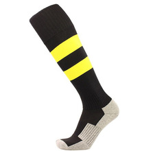 Bonypony Cusotm Top Quality Football Sock Mens kids boys sports Knee High Compression Soccer Running Snowboard Long Socks