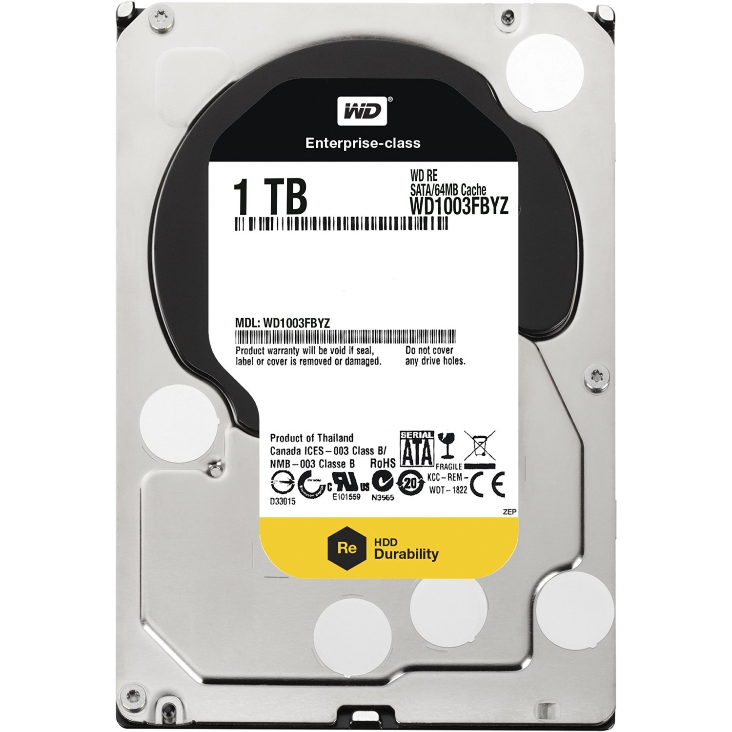 Cheap Wd 1003 Find Deals On Line At Alibabacom Hdd Harddisk Internal Blue 1tb 35 Sata 3 7200 Rpm Hardisk 1 Tb Get Quotations Western Digital Wd1003fbyz Re 64mb 35in 6gb