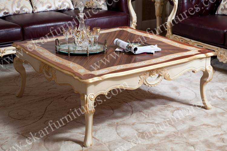 Wholesale latest design glass top center table with price for Latest center table design