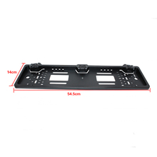 Europese Plastic Nummerplaat <span class=keywords><strong>Frame</strong></span> Achteruitrijcamera Radar Parkeersensoren Nummerplaat <span class=keywords><strong>Frame</strong></span>