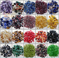 Natural new product white rose amethyst crystal gravel natural gravel