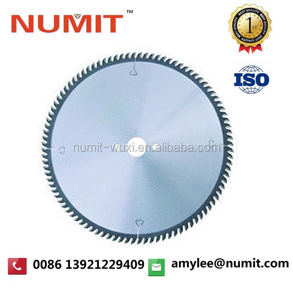 T.C.T Cut Laminated Panels Metal Cutting Saw Blades Cutting Thickness Less Than 35MM