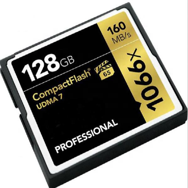 128GB Professional 1066X 160MB/s Compact Flash CF memory Card фото