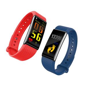 Hottest Telink 8266 OLED Color screen smart bracelet 0.96 inch