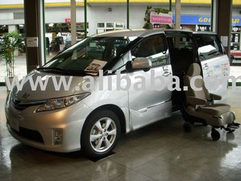 Used Car For Physically Challenged Persons Toyota Estima Previa ...
