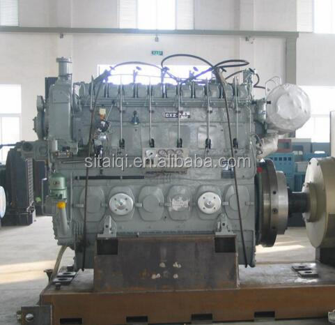 HND- MAN Series marine diesel main engine with L21/31