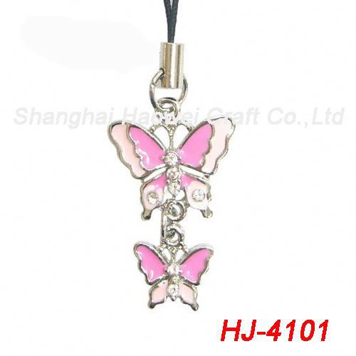 HJ-4101 Best selling unique design cross cell phone charm reasonable price