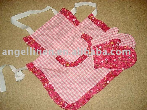 pot holder,tea towel,oven glove with printing