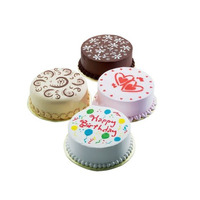 3pcs 8inch Cake Stencils Tiramisu Sugar Icing Template Strew Pad Duster Spray Printing Mold Decorating Tools