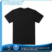 embroideredhigh quality spandex/cotton rayon t shirt