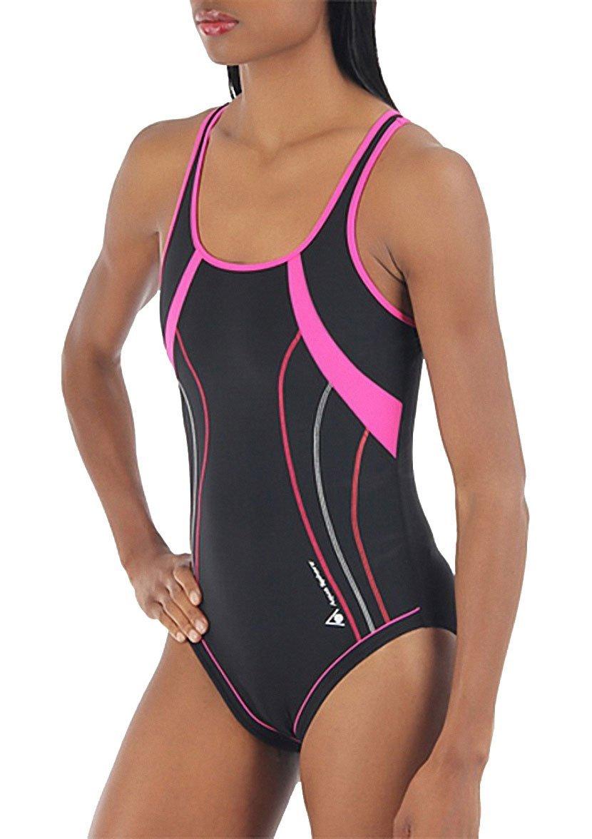 Aqua Sphere Vitality Power Back Female Black/Pink 38