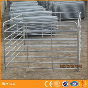 heavy duty and portable welded goat panels sheep fence for sale