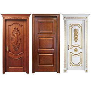 main wooden carving doors fancy teak wood door design