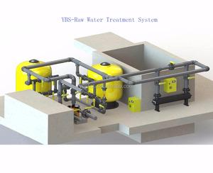 RAS Raw Water Treatment System