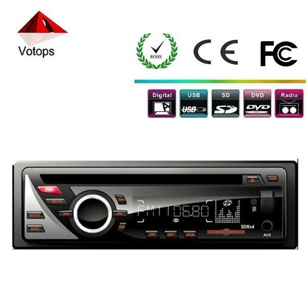 dvd player for car with USB/SD/WMA/MP3