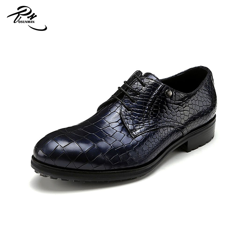 up design shoes oxford fashion lace office leather men dress 7BwfqE6z
