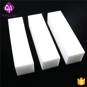 Factory Supply Professional Nail Buffing Sanding Files Manicure Care White Disposable Wholesale Pedicure Nail File Buffer