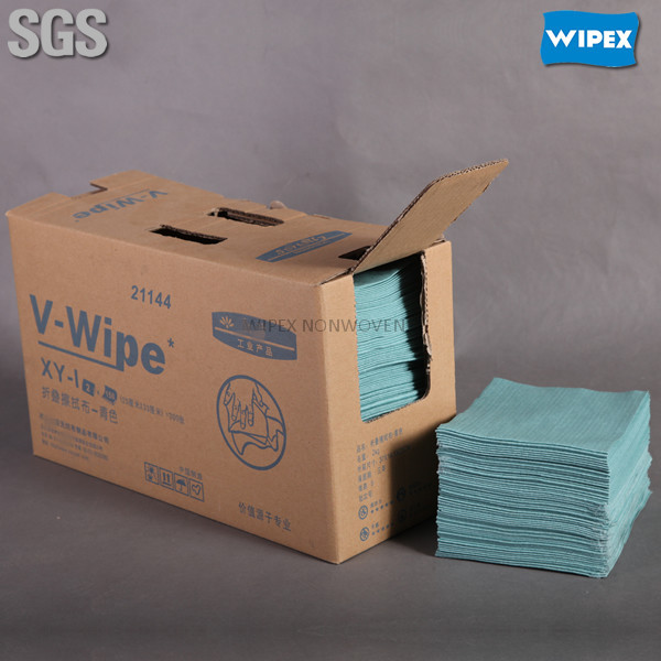 2014 hot sell industrial cleaning items polyester famous brand fabric
