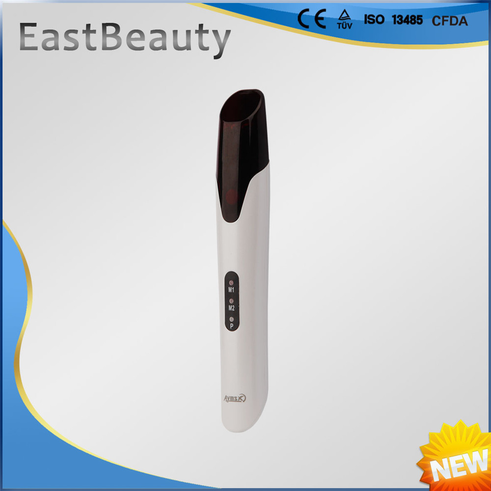 business machine rf facial massage tools promote eye essence absorption