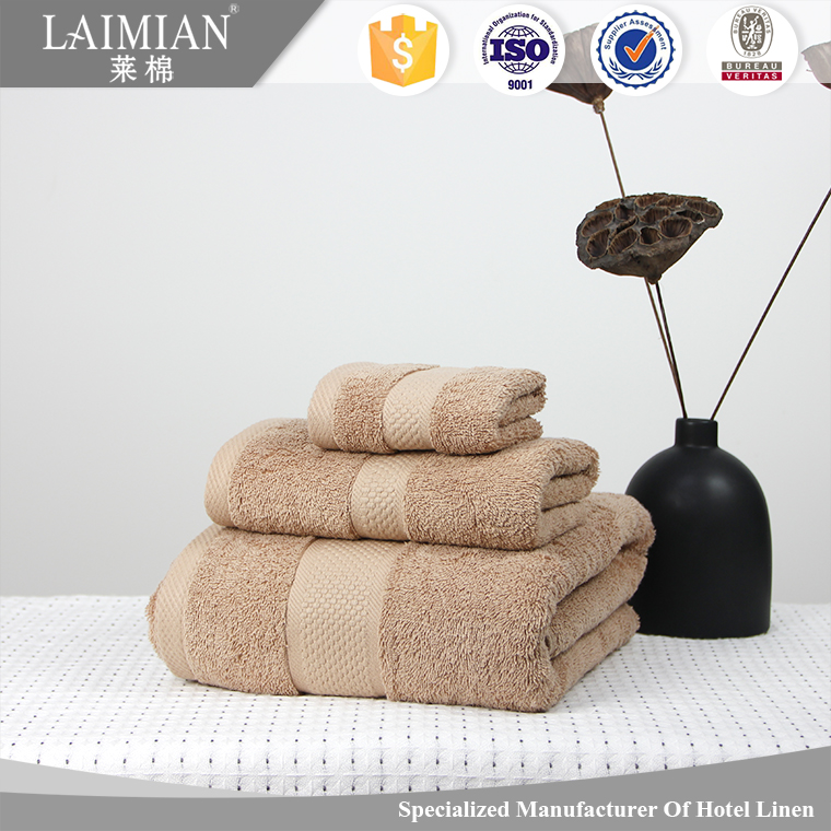 High quality towels personalized luxury hotel bath towel sets