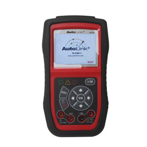 Auto Diagnostic Tool Autel AutoLink AL539B Code Reader Electrical Test Tool Update Online