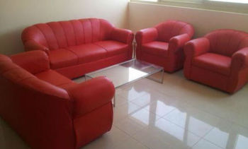 Brand New Pvc Leather Sofa Only750aed 0553667270 In Uae