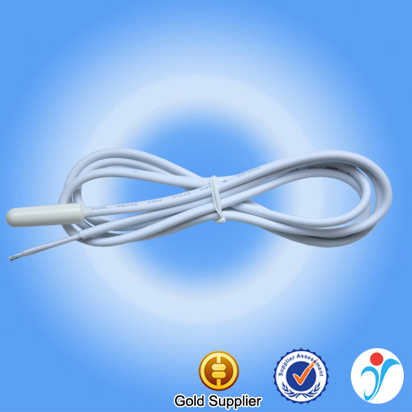 Hot sale ntc 10k ohm temperature sensor used in refrigerator
