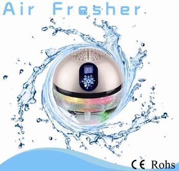 New OEM Water Based Air Purifier Fragrances Globe Air Washer Aroma Diffuser  Quality Humidifier Water Air