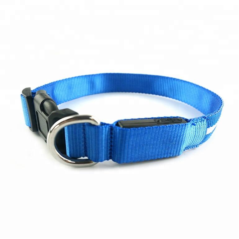 Best Selling Products Night Safety Glow Led Dog Collar USB TZ-PET6100U