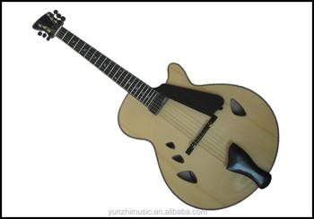 Yunzhi 15inch Fully Handmade Jazz Guitar