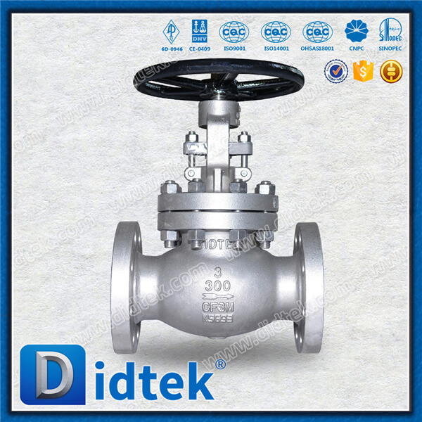 Didtek China industrial Good Quality 16 inch gate valve